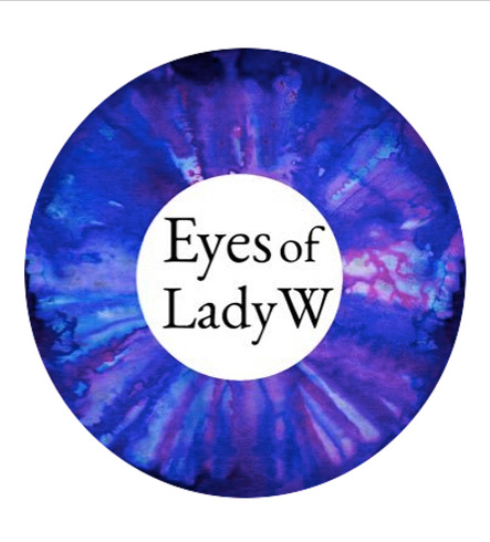 Eyes of Lady Wimbledon